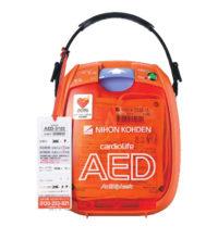 AED (自動体外式除細動装置)