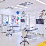 小児歯科エリアに診療台を1台増設いたしました